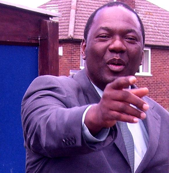 Pastor Mike Adeyemi