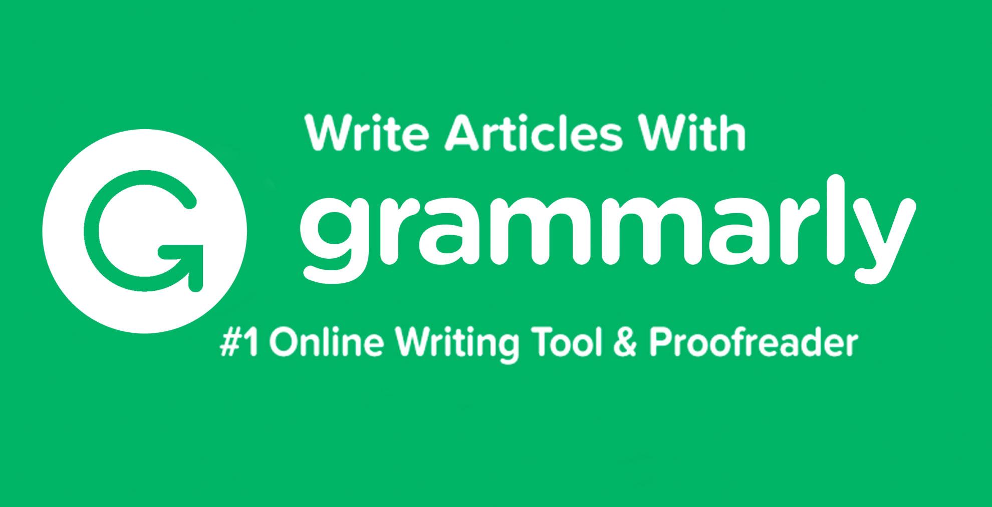 Grammarly logo | Church Websites UK | Church Blogging