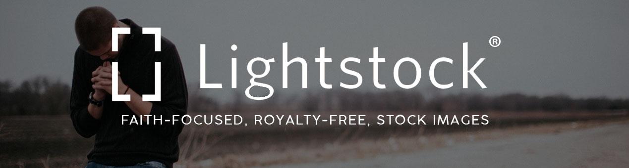 LightStock logo | Church Websites UK | Church Blogging