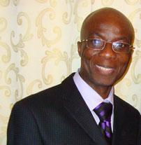 Pastor Charles Oyenekan